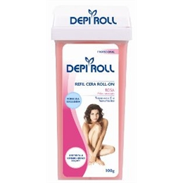 DEPI.ROLL REFIL ROLL-ON ROSA 100GR
