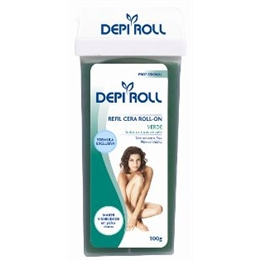 DEPI.ROLL REFIL ROLL-ON VERDE 100GR