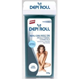 DEPI.ROLL REFIL ROLL-ON NEGRA 100GR